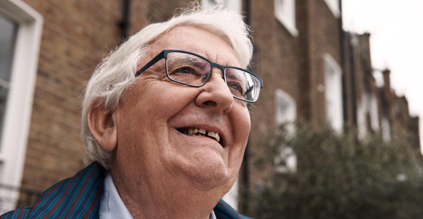 Guild Living man outside smiling uxbridge colne valley park