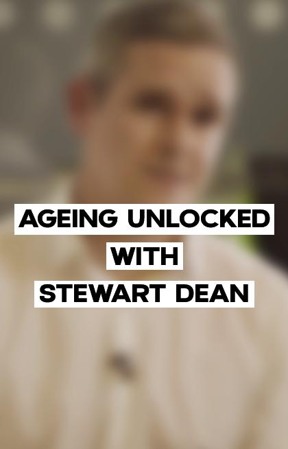 ageing unlocked stewart dean
