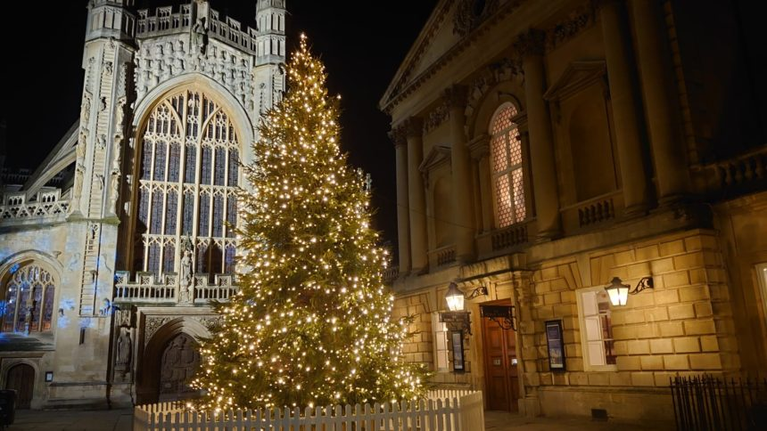 Guild Living Christmas in Bath